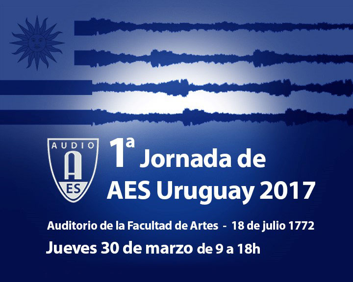 1ª Jornada AES Uruguay 2017
