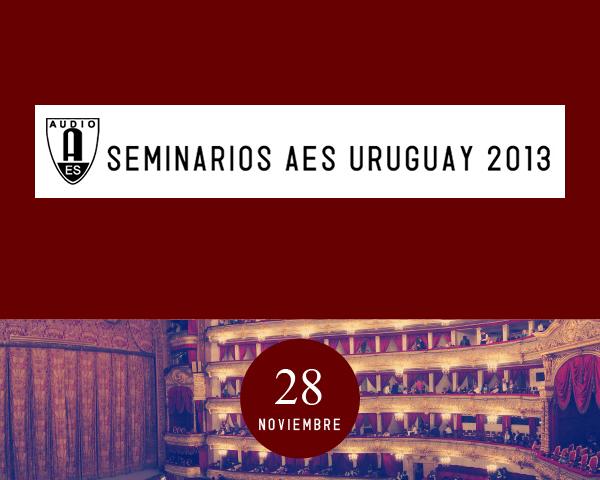 Seminario De Acústica Con Álvaro Espagnolo